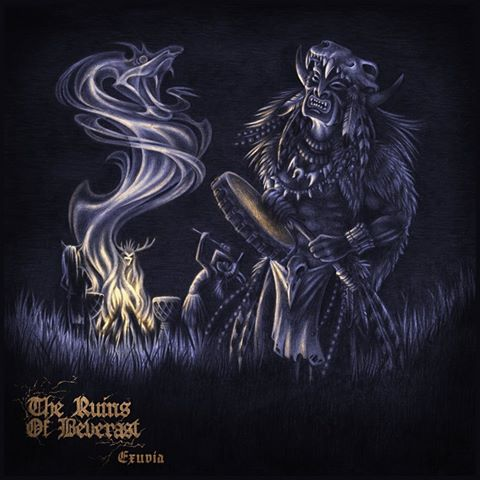 Van Records, The Ruins Of Beverast,News,2017,Germany,Black Doom