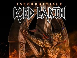 Iced Earth,Cover Artwork, Tracklist,News,2017,Century Media Records,Power,Thrash,U.S.A.