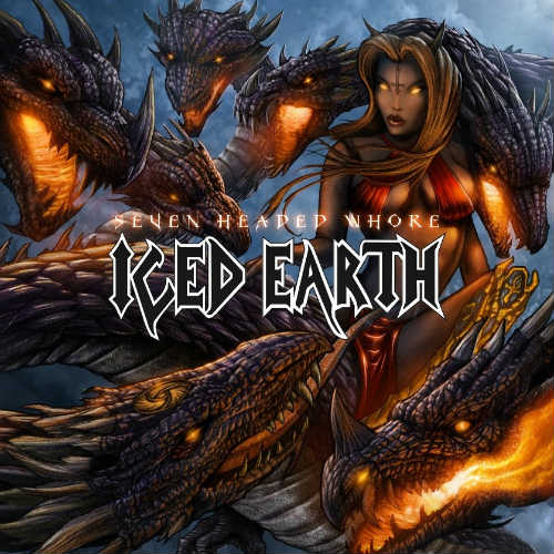Heavy Metal, Power Metal,Iced Earth, Century Media Records, U.S.A.,Lyric Video