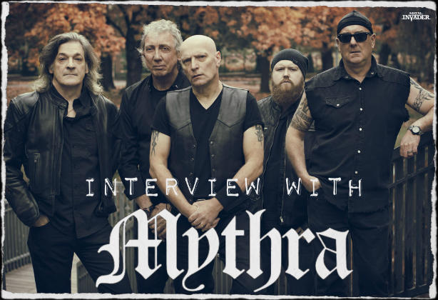 Mythra,U.K., N.W.O.B.H.M., High Roller Records, Interviews,News,2017,Vince High,