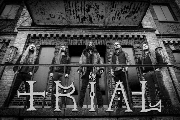 Trial (Swe), Sweden, 2017, News, Heavy, Metal Blade Records