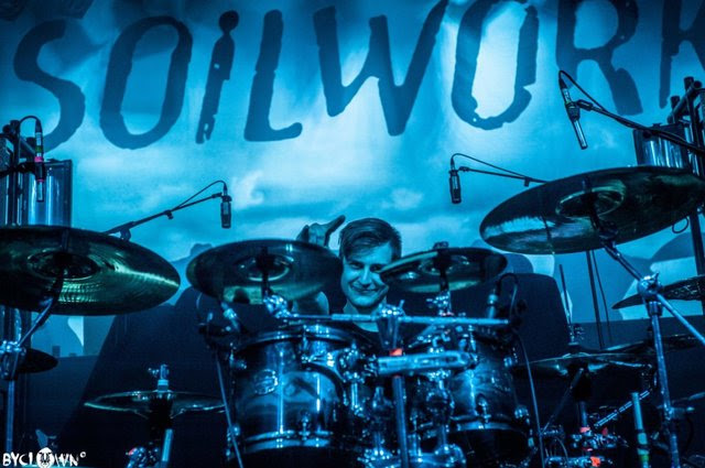 Soilwork,Melodic Death,Groove,News,2015,Nuclear Blast Records,Video,Sweden