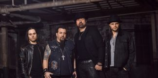 Adrenaline Mob,News,2017,Century Media Records,Hard Rock,Groove,Video, Symphony X, Disturbed,Twisted Sister,Supergroup,