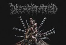 Technical Death Metal, Death Metal,Groove,News,Decapitated,Poland,Nuclear Blast Records,2017,Video,Single,Tracklist,