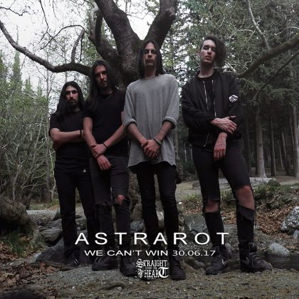 Astrarot,Greece,Straight From The Heart,News,2016,Death Metal,Thrash Metal,Video