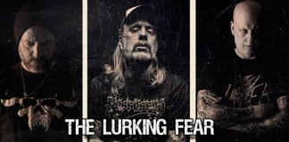 News, Death Metal,Sweden,The Lurking Fear, Century Media Records, Single,2017