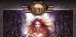 Ten,News,U.S.A., Frontiers Music Srl, News,2017,Melodic Hard Rock,Hard Rock