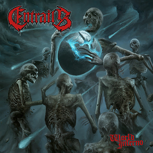Entrails, Sweden,Metal Blade Records,News,2017,Single