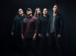 Seven Eleven Music,U.S.A.,Melodic Hard Rock, Metalcore,News,All That Remains,2017,Video,