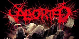 Aborted, Death Metal,News,2017,Belgium,Century Media Records