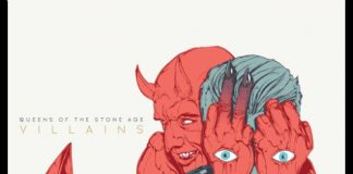 Queens Of The Stone Age, Matador Records, News,2017,Stoner Rock, Desert Rock, Single, Cover Artwork, Tracklist