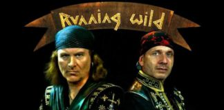 Running Wild, Power, Heavy, Germany, 2016, News, Lyric Video, Germany, SPV/Steamhammer