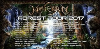 Nuclear Blast Records, Finland,Symphonic Melodic Death Metal,Wintersun,European Tour, News,2017