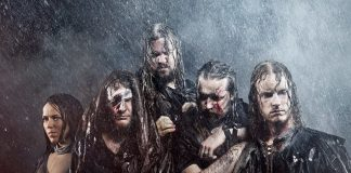 Crimfall, Finland,Metal Blade records,News,Video,2017,Symphonic Power,Viking,Folk Metal
