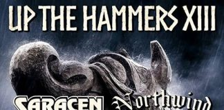Up The Hammers XIII 2018,News,2017,Vulture,Agatus,Night,Speed Queen,Crystal Viper,Traitors Gate,Northwind,Saracen,Speed Thrah,Heavy Power,Heavy Metal