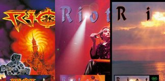 Riot, Metal Blade Records, Melodic Power Metal,News,2017,Re-issues,