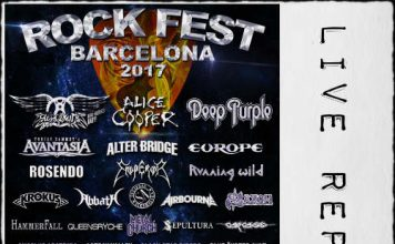Udo Dirkschneider, Sodom, Rock Fest, Spain, Barcelona,Thrash, Gotthard,Hard Rock,Carcass, Black Metal, Emperor,Deep Purple,Rosendo, Alice Cooper,Saxon, N.W.B.H.M.,Reports, News,2017,Soziedad Alkoholika,Thrash, Crossover,Reports,Heavy Metal,Power Metal,Symphonic,Krokus, Metal Church,Rock Fest 2017,Spain,2017,Reports,Running Wild,Avantasia,