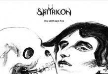 Norway, Satyricon, News, Napalm Records, 2017, Black Metal,