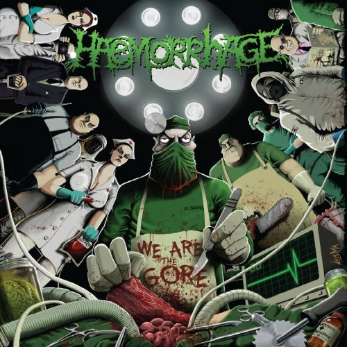Grindcore, Gore, News,2017, Spain, Haemorrhage, Video, Relapse Records