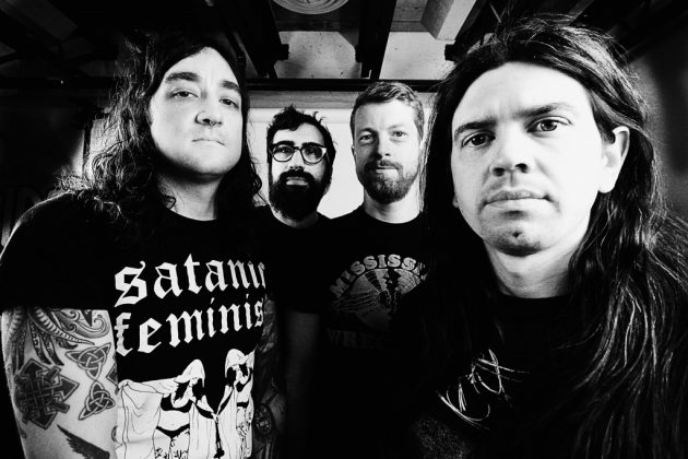 U.S.A.,Relapse Records, Usnea, Doom Metal, News,2017, Video