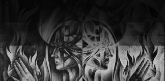 Debemur Morti Productions,France, Atmospheric Black Metal, Avant-garde,Black,Industrial Metal,Dark Ambient,Blut aus Nord, News,2017, Cover Artwork,