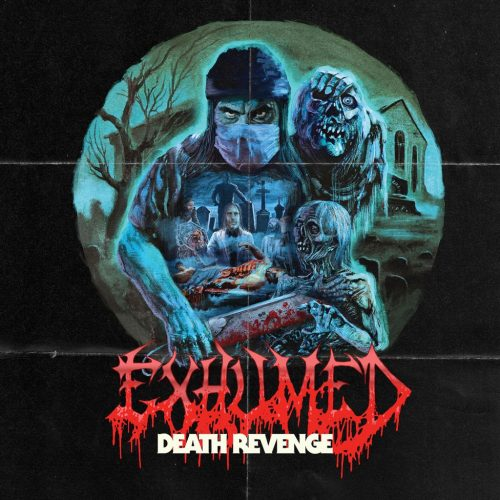 Exhumed, News,2017,Death Metal,U.S.A.,Relapse Records,Tracklist, Cover Artwork