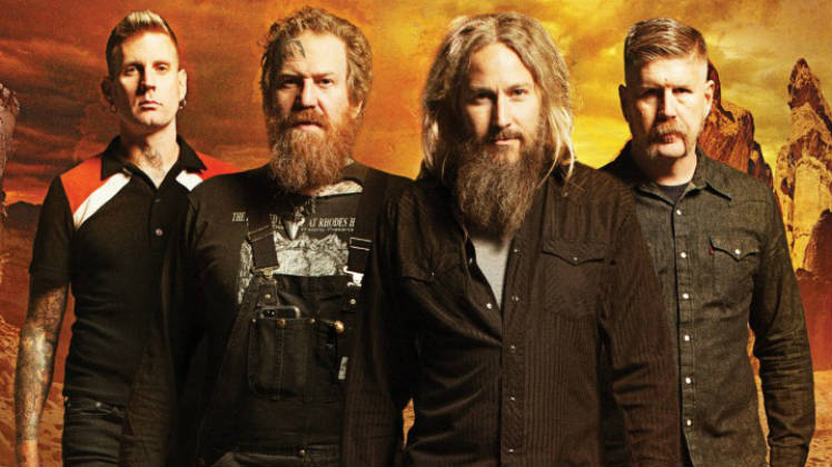 U.S.A., Mastodon, Rock, Metal, Progressive, Reprise Records, News, 2017, Clip