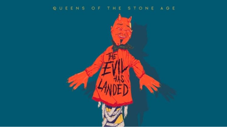 Matador Records,Stoner Rock, Desert Rock, News,2017, Pop Rock, Queens of The Stone Age, Song,