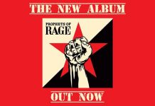 Prophets Of Rage, News, 2017, Video, Rap Rock, Rock,Rage Against The Machine, Public Enemy,Cypress Hill,Fantasy Records,U.S.A.