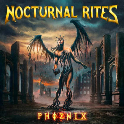 nocturnal rites cover