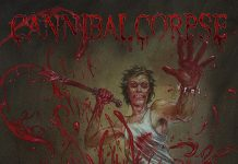U.S.A.,Cannibal Corpse, News, Death Metal, Metal Blade Records,News,2017, Video, Single,