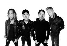 Metallica, Heavy, Thrash, U.S.A, 2016, News, Video, Blackened Recordings
