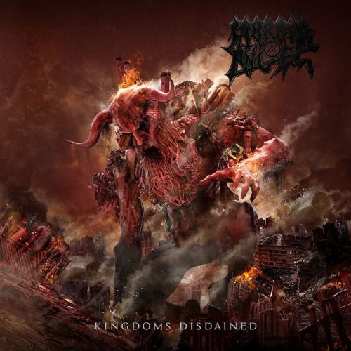 Morbid Angel, News,2017, Death Metal,Silver Lining Music,U.S.A., Cover Artwork, Single