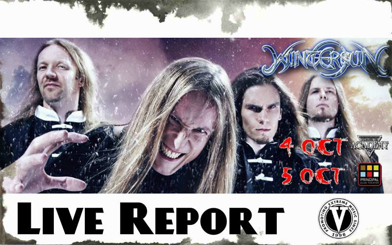 Whispered, Black Therapy,Finland,Wintersun,Symphonic Melodic Death Metal, Nuclear Blast Records, Live, Reports, News,2017, Principal Club Theater, Evolution TV Show,