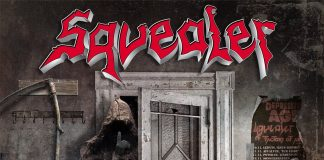Heavy Metal,Power Metal,Single, Cover Artwork, Squealer, Germany, Pride & Joy Music,