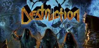 Germany, Destruction, Nuclear Blast Records,News, 2017,Video, Thrash Metal