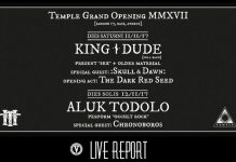 News,2017,The Dark Red Seed,King Dude, Temple,Greece, Reports,Live,Americana Folk,Skull & Dawn,3 Shades of Black,