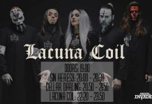 Century Media Records,Gothic,Alternative Rock,Italy, News,2016,Cover Artwork,Tracklist,Lacuna Coil,