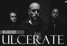 Technical Death Metal, Ulcerate, New Zeland,News, Interviews,2017,Relapse Records, Krisis Productions,