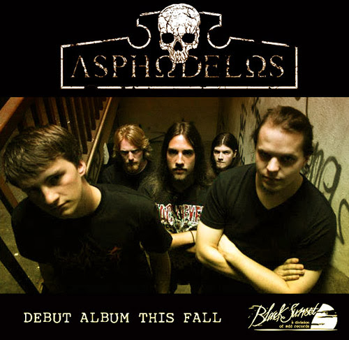MDD Records, Death Metal, Thrash Metal, News, Germany, Single, Asphodelos