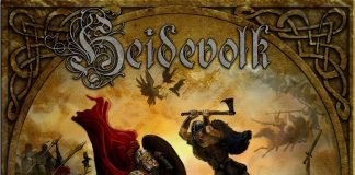 Heidevolk, News, 2017, Pagan Metal, Folk Metal,Netherlands,Napalm Records,Tracklist, Artwork,