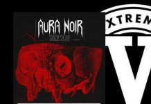 Indie Recordings,2018,Black Metal, Thrash Metal, News, Aura Noir, Eightball Live Stage, The Temple, Norway,