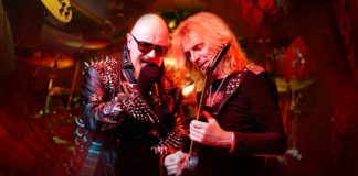 News, Sony Music,,Glenn Tipton,Judas Priest, Parkinson's,Heavy Metal,2018