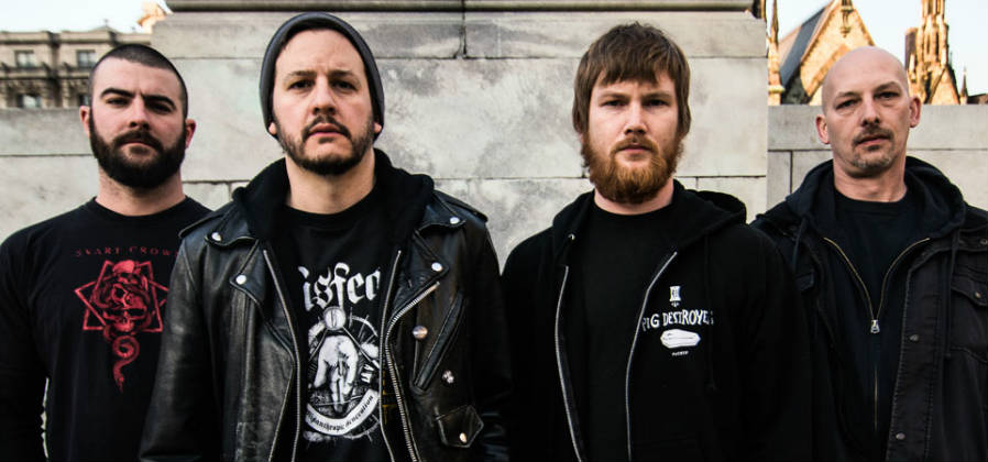 Misery Index, U.S.A., Death. Grindcore, 2018, News, Lyric Video, Vitriol Records