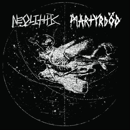Neolithic, Martyrdod, U.S.A., Sweden, Deep Six Records, 2018, Split, Hardcore, Crust