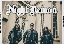 Steamhammer,Heavy Metal,News,Interviews, Night Demon,2018
