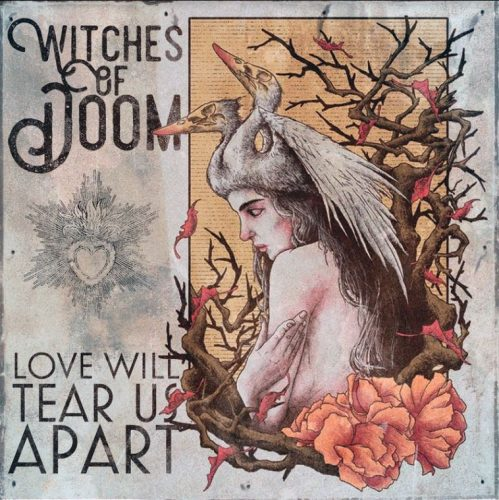 Goth, News, Rock, Stoner,News,2018, Italy, Joy Division,Witches Of Doom, Doom,2018