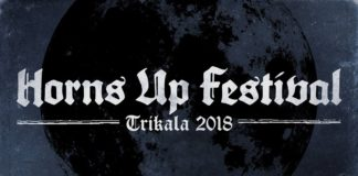 Horns Up Festival, News,2018, Acid Sun, Crush, Daffodil,Death Courier, Dendrites, Flames, Hail Spirit Noir,Murder Angels, Oletir, Order of The Ebon Hand,Reflection,Show Your Face, Synteleia, The Temple,Vorskaath,