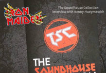Kenny Maxymowich,The Soundhouse Collection, News,Interviews,2018,Iron Maiden,