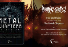 Rotting Christ, News, Lyric Video, Metal Chapters, 2018